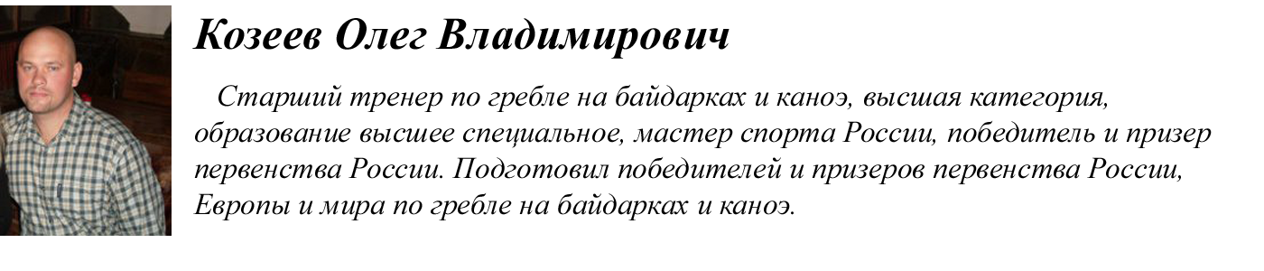 Козеев Олег Владимирович