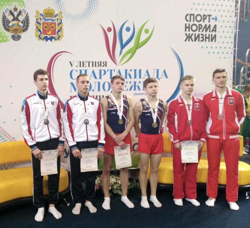 Грищенко Спратакиада 2021